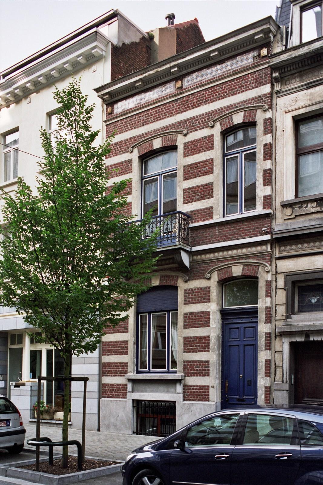 Rue Archimède 62., 2008