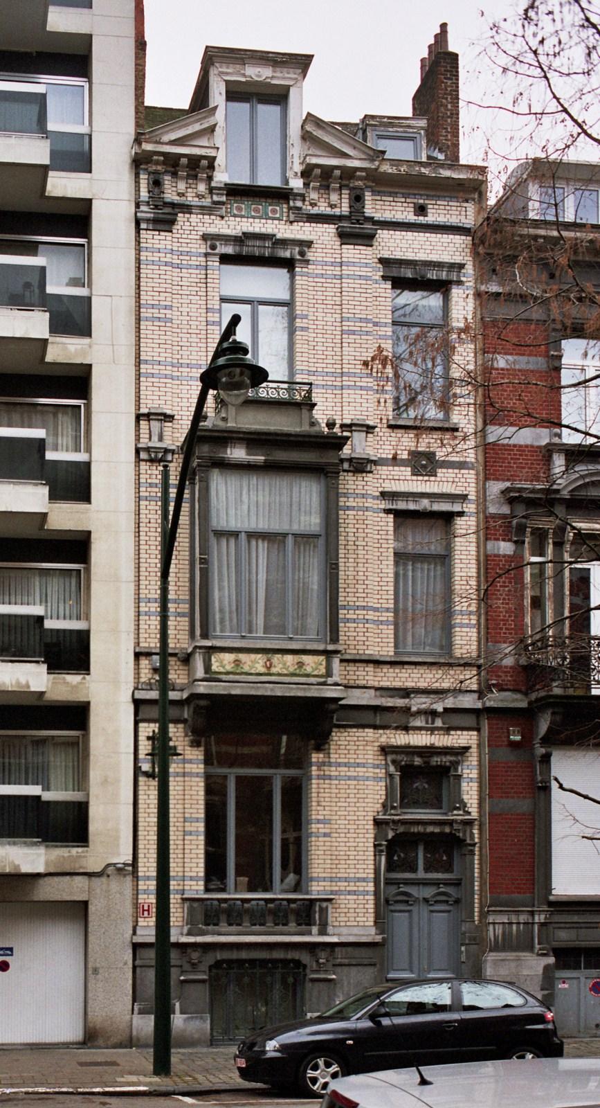 Avenue de la Brabançonne 26., 2007