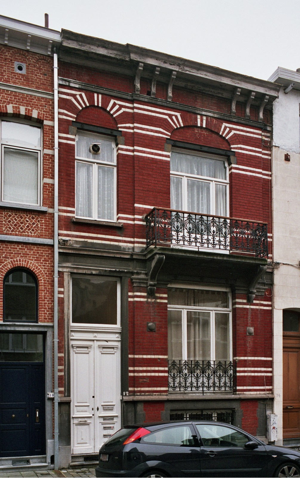 Rue Calvin 12., 2006
