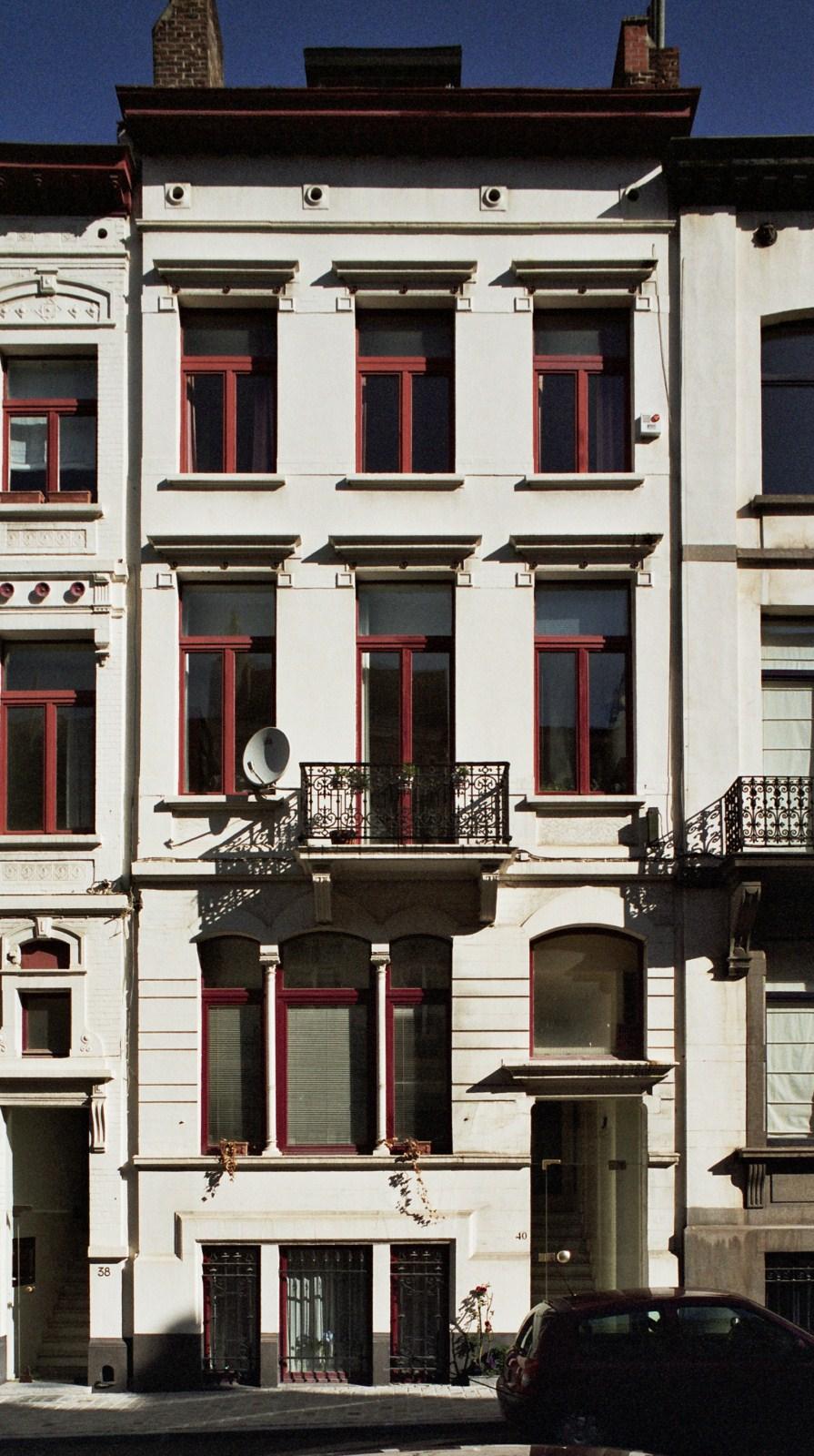 Rue Charles Martel 40., 2008
