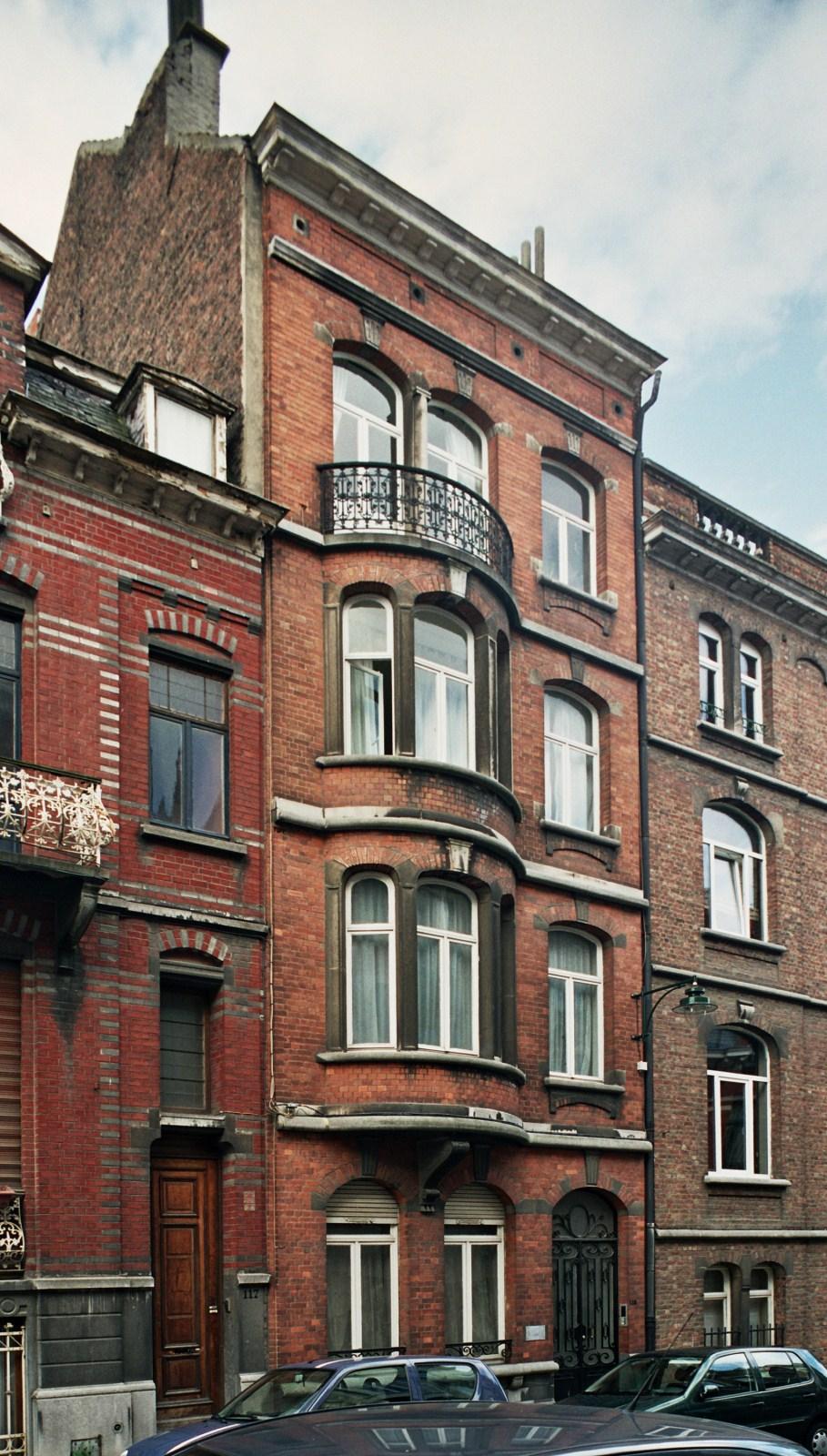 Rue Charles Quint 115., 2007