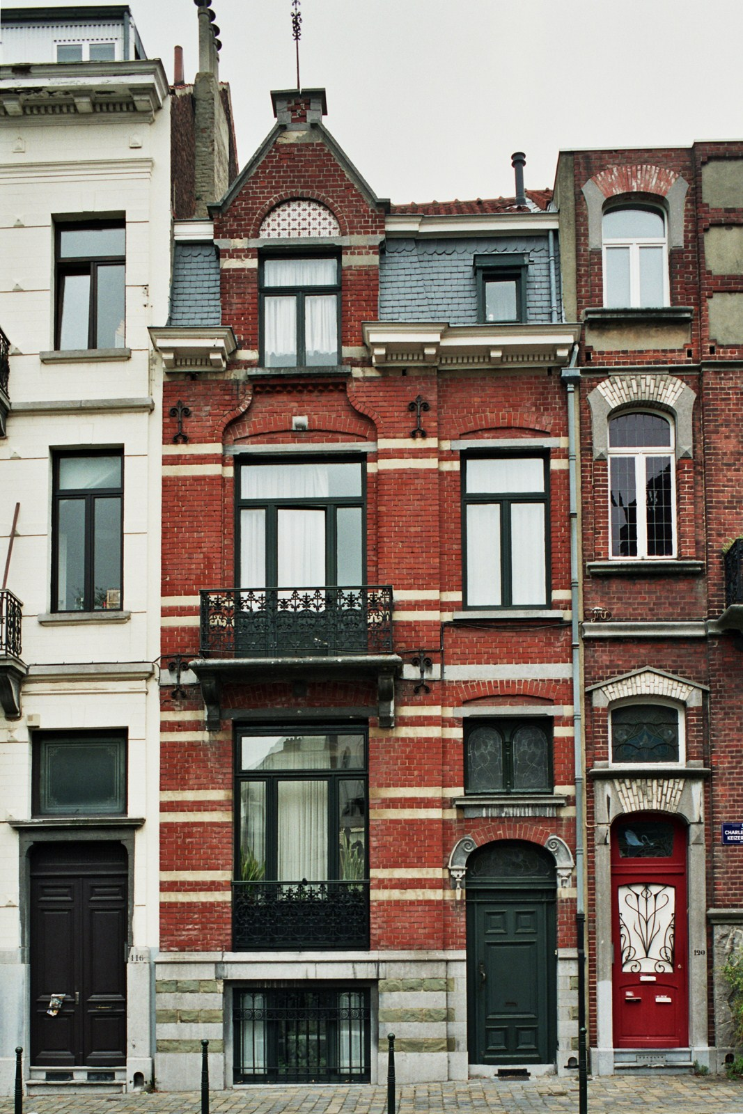 Rue Charles Quint 118., 2007