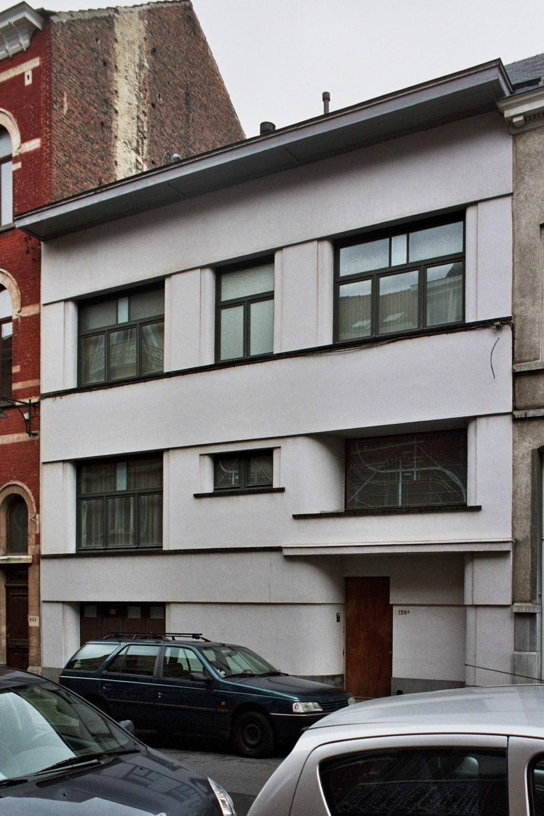 Rue Charles Quint 128a., 2007