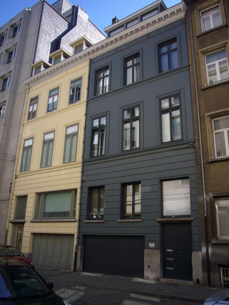 Rue du Commerce 83, 85, 2009