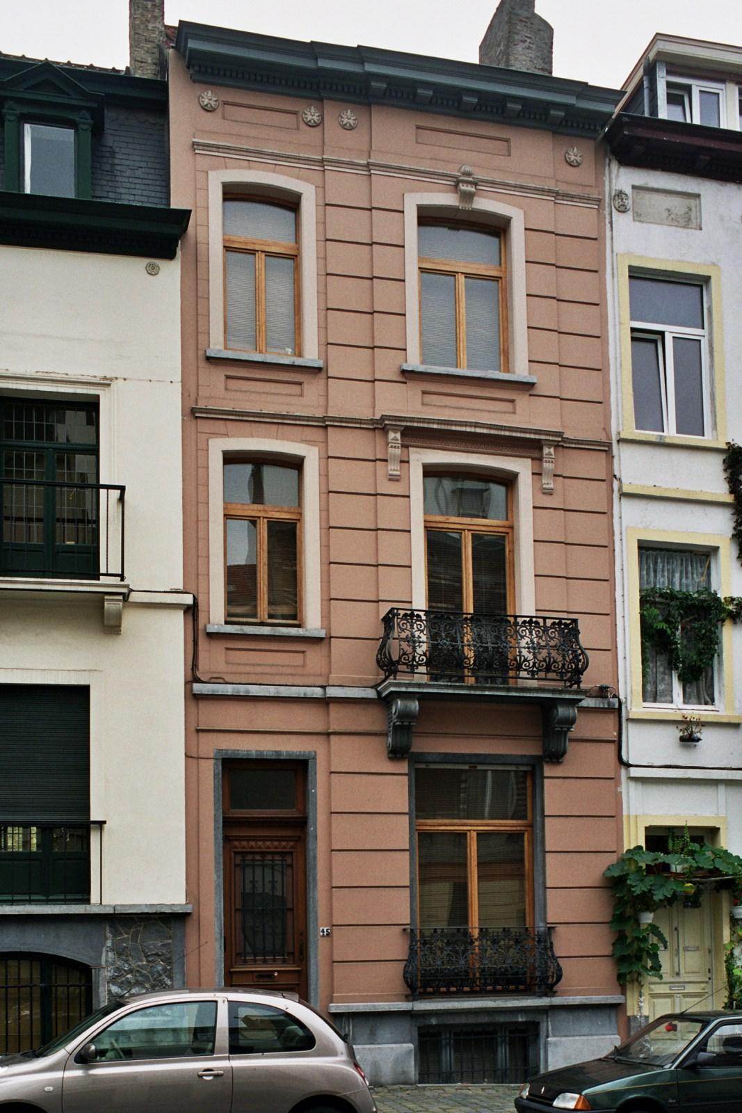 Eedgenotenstraat 45., 2007