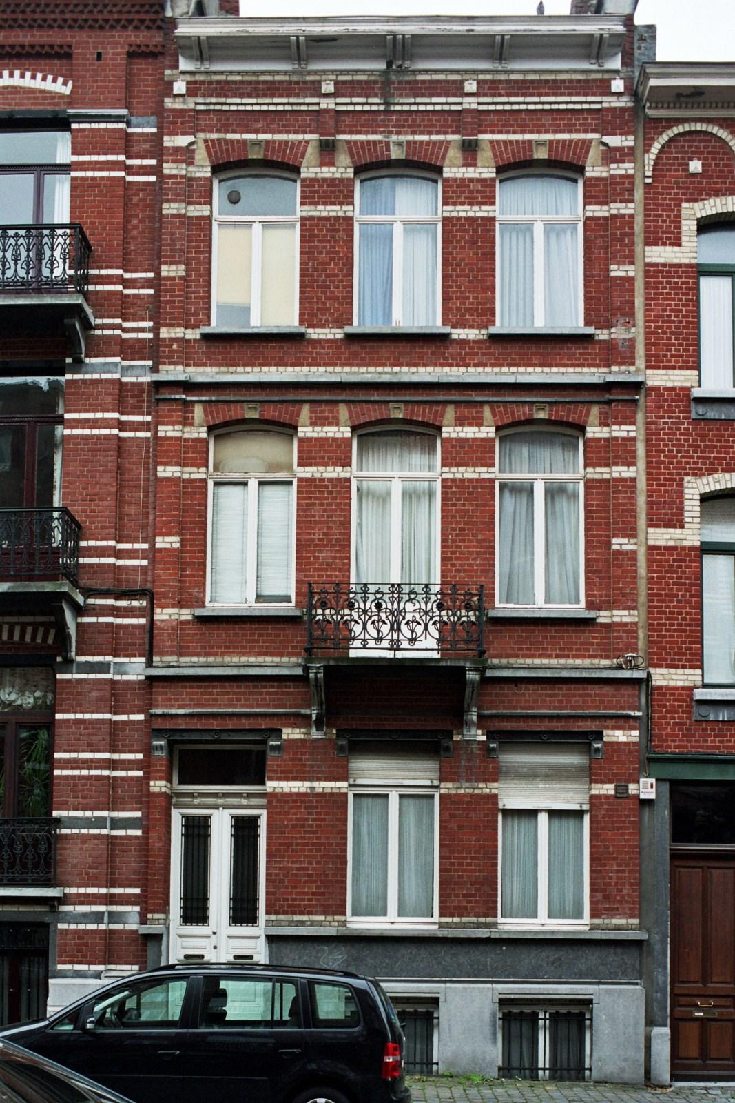 Rue des Confédérés 101., 2007