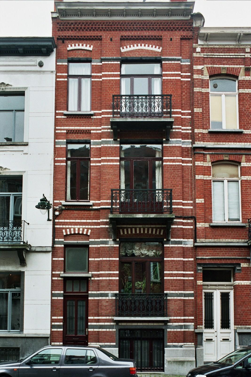 Rue des Confédérés 103., 2007