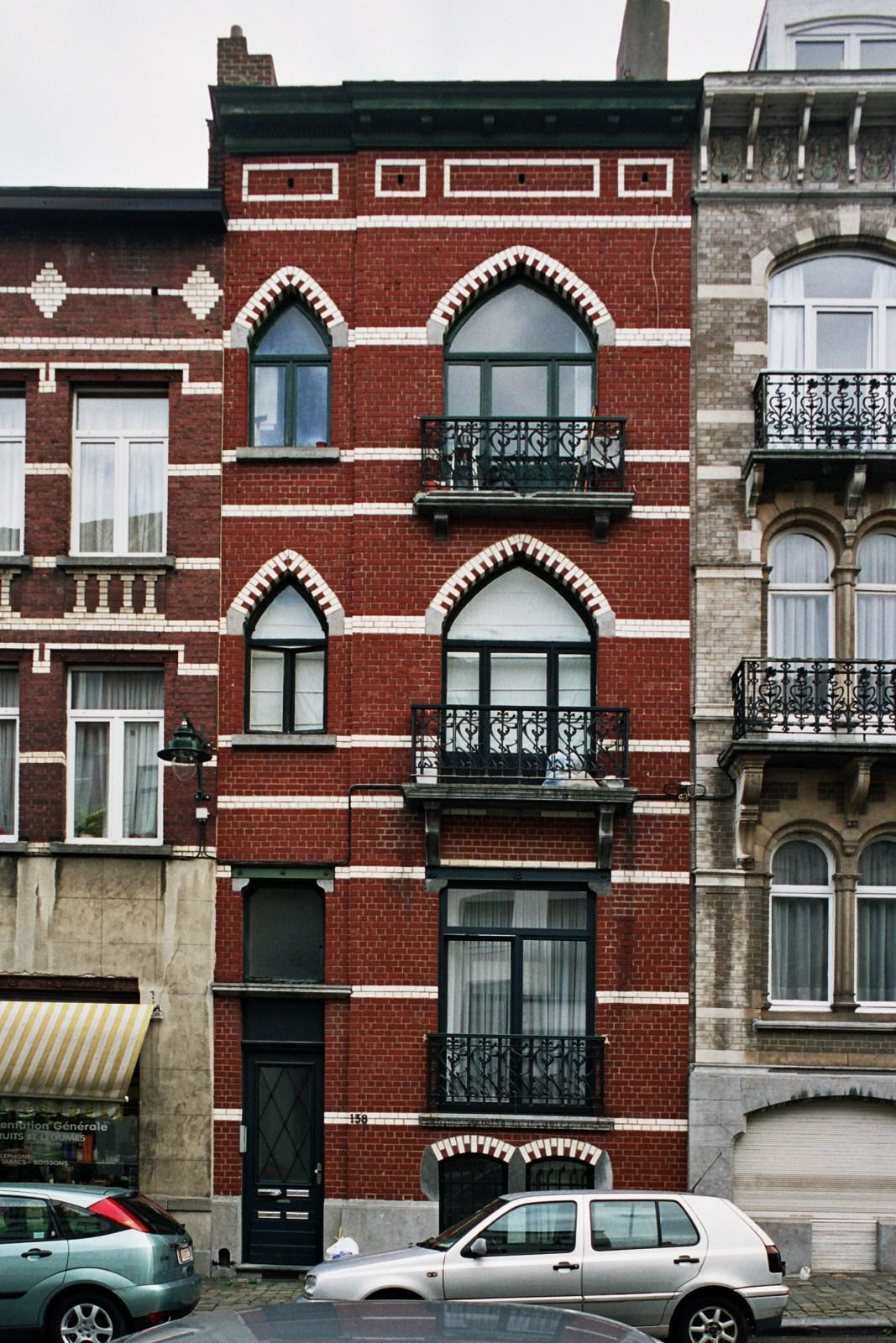 Rue des Confédérés 138., 2007