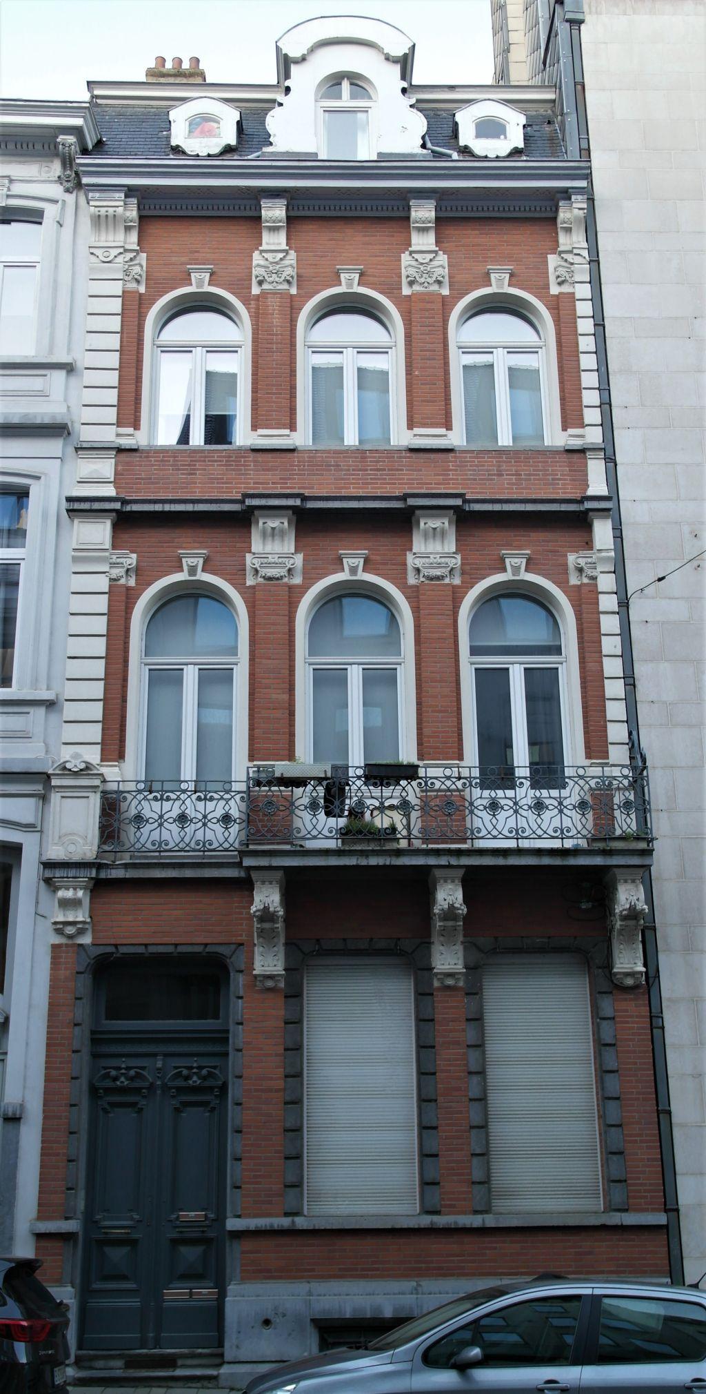 Rue des Deux Eglises 24, 2020