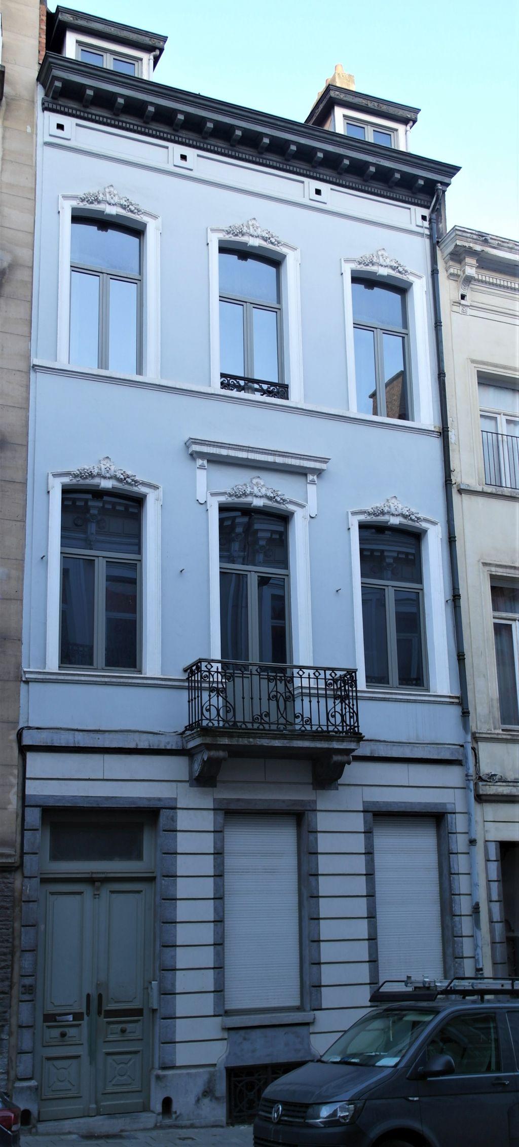 Rue des Deux Eglises 38, 2020