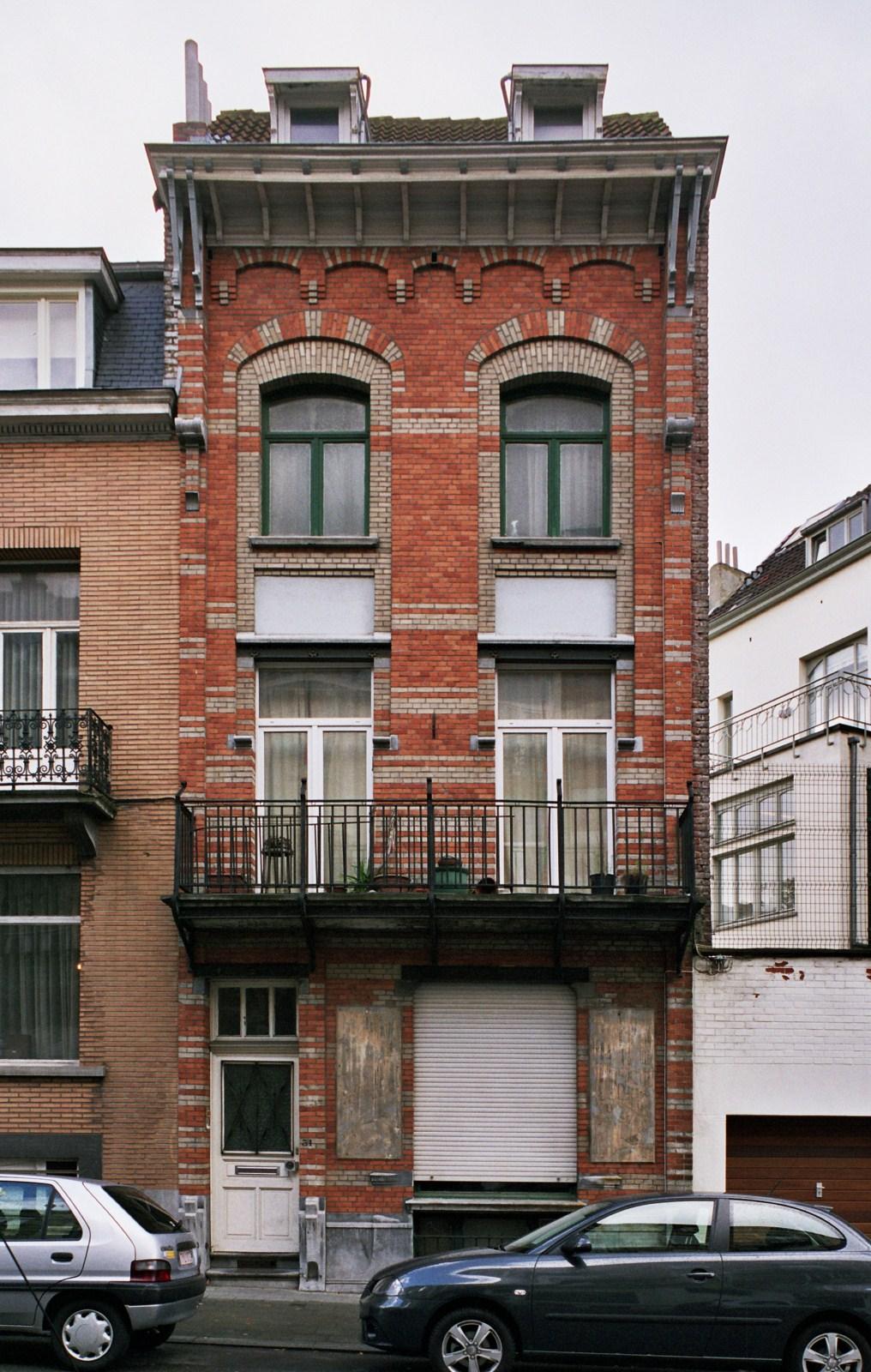 Rue des Éburons 31., 2007