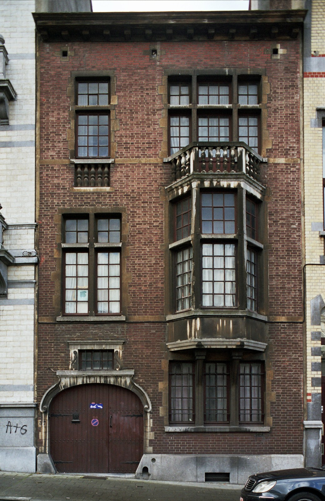 Rue des Éburons 57., 2007