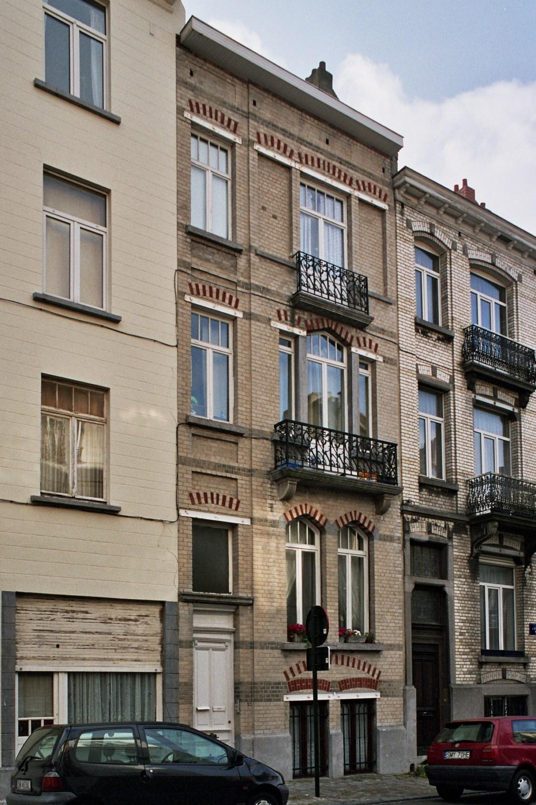 Rue de l'Écuelle 23., 2007