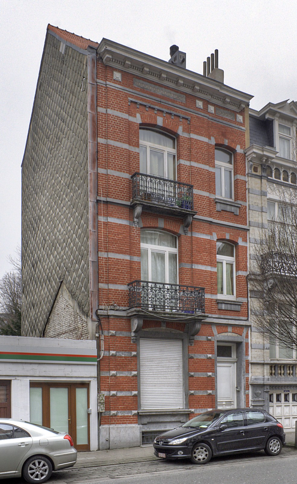 Franklinstraat 48.© © V. Brunetta & M. Eberlin, 2009