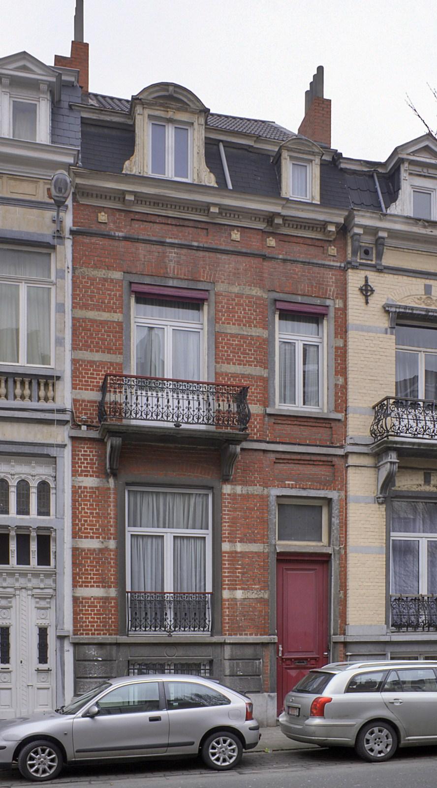 Rue Franklin 52.© © V. Brunetta & M. Eberlin, 2009