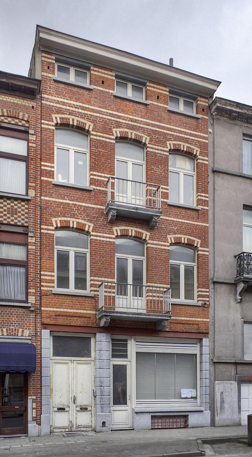 Rue Franklin 94-96.© © V. Brunetta & M. Eberlin, 2009