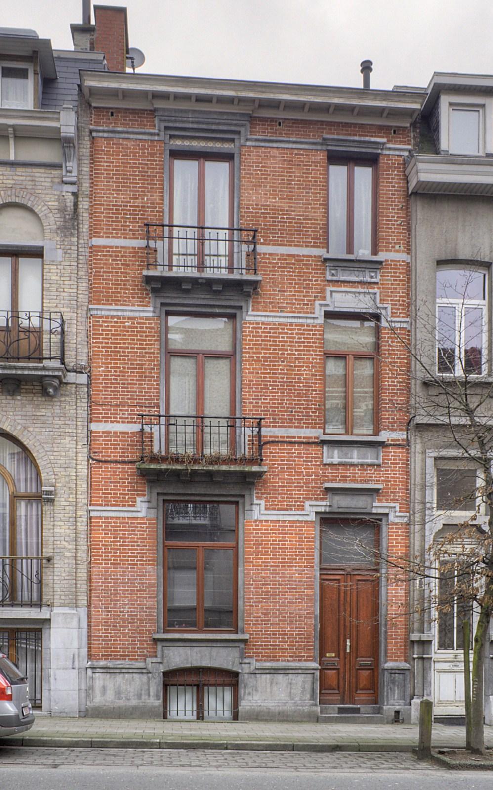 Rue Franklin 103.© © V. Brunetta & M. Eberlin, 2009