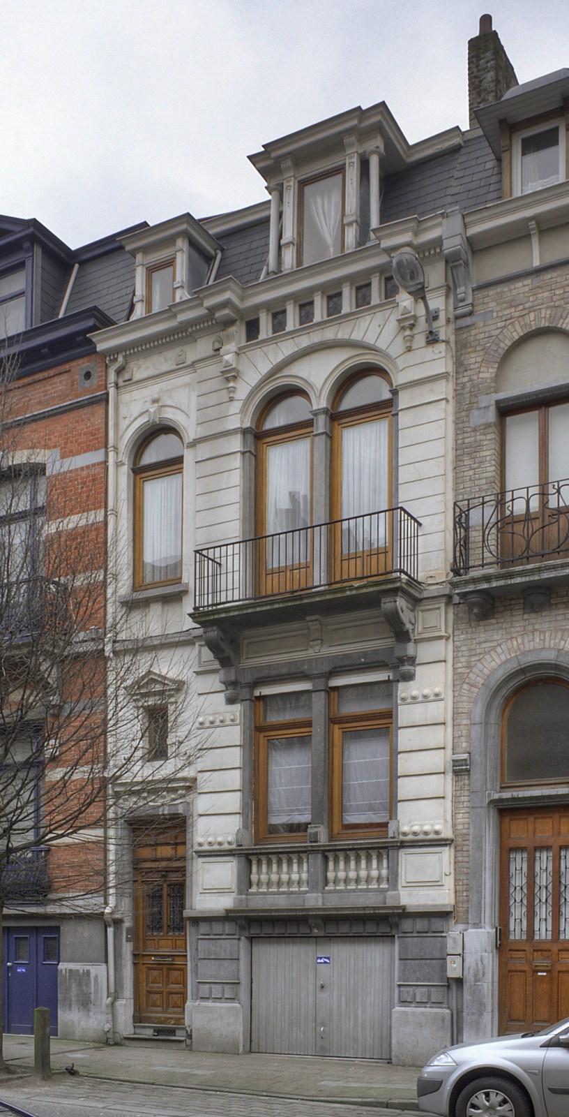 Rue Franklin 107.© © V. Brunetta & M. Eberlin, 2009