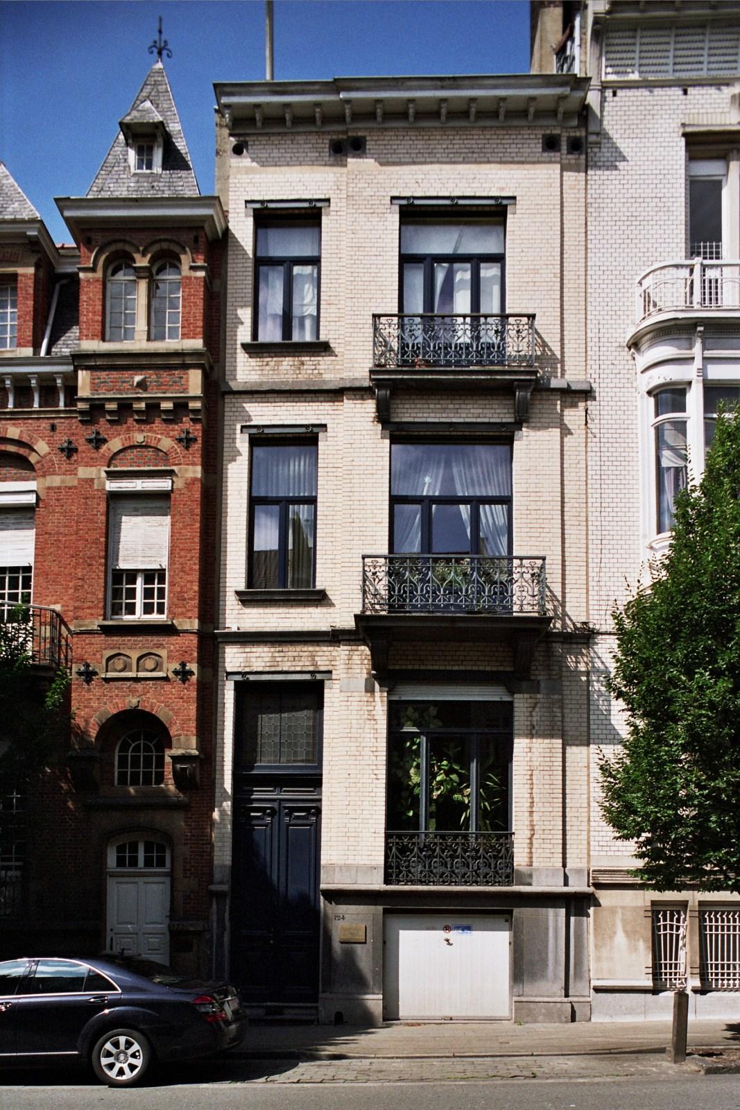 Rue Franklin 124., 2008