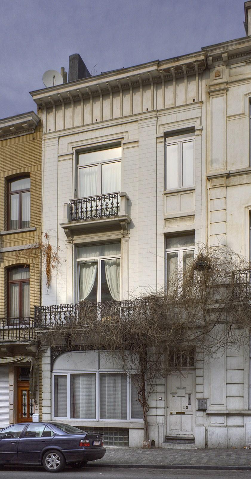 Rue de Gravelines 10.© © V. Brunetta & M. Eberlin, 2009