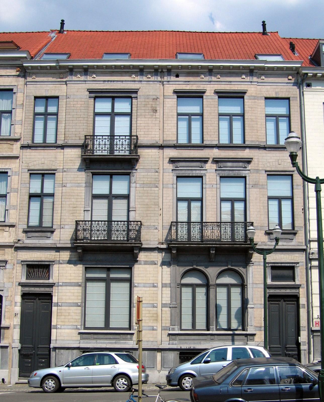 Square Gutenberg 31, 32., 2007