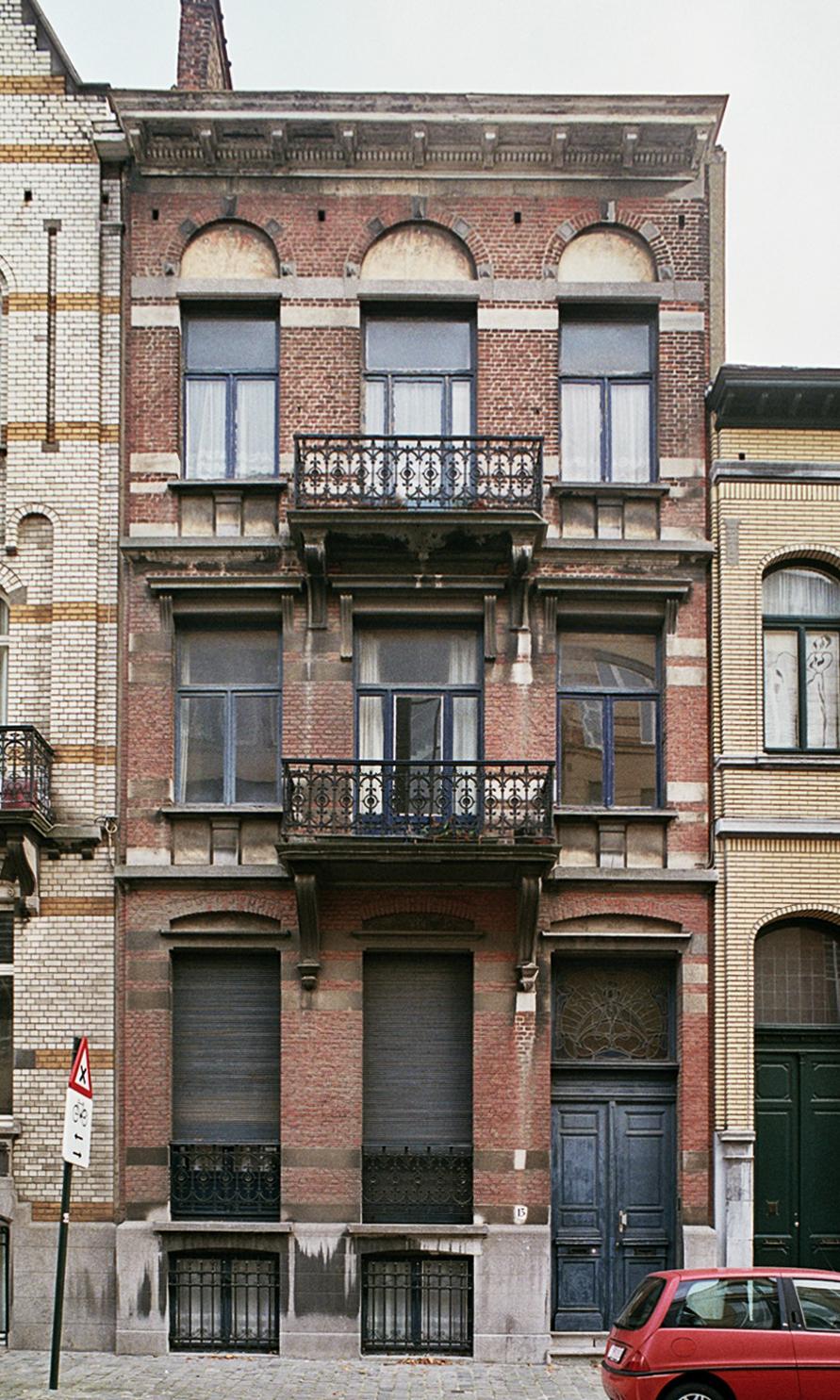 Rue Hobbema 13., 2009