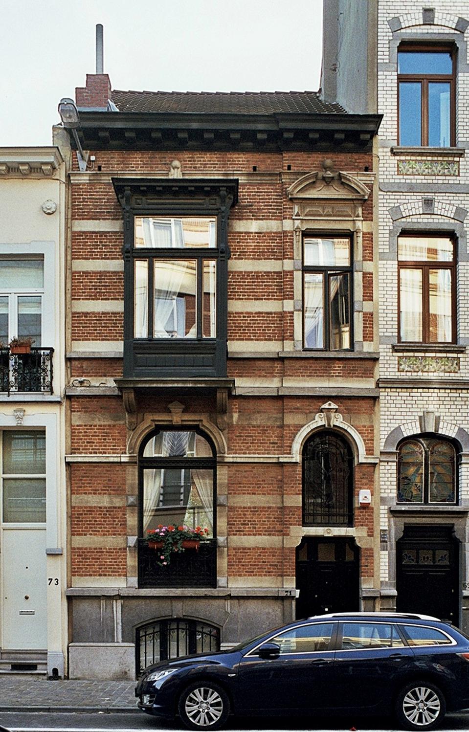 Rue Hobbema 71., 2009