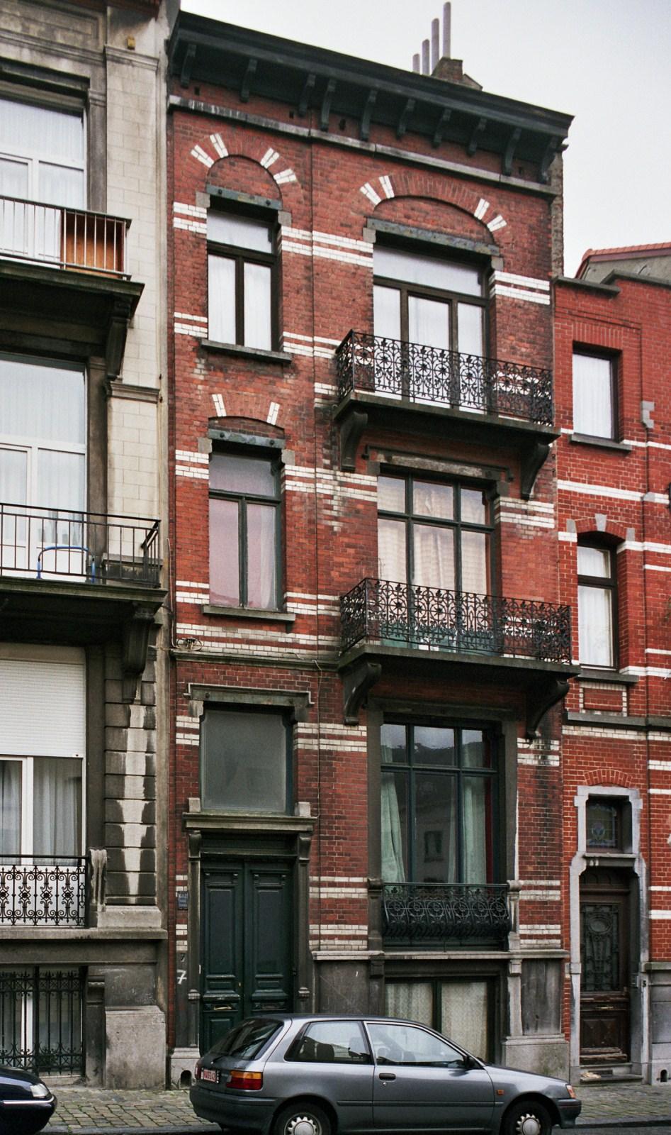 Rue de l'Inquisition 7., 2007
