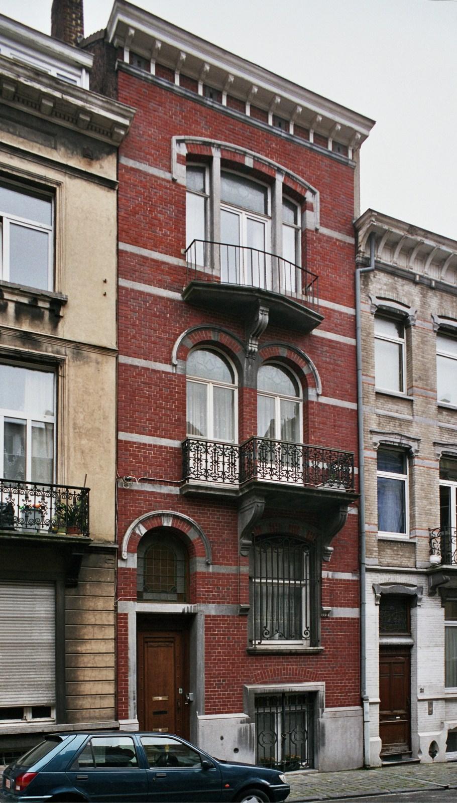 Rue de l'Inquisition 25., 2007