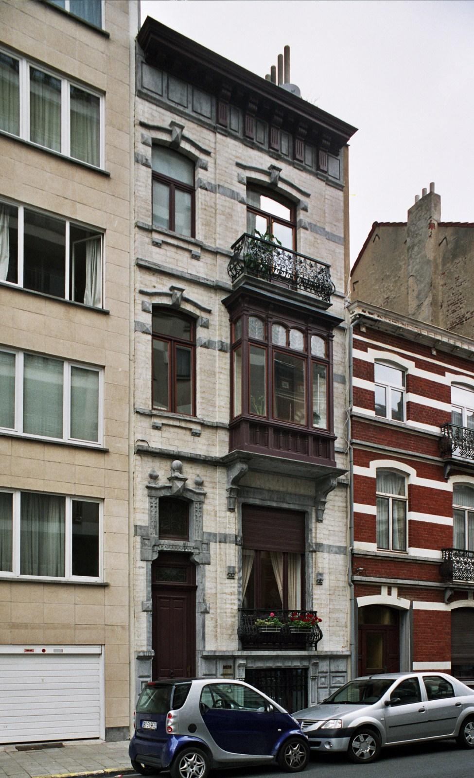 Rue Jenneval 2., 2007