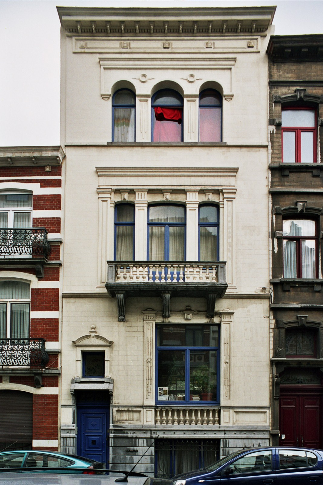 Rue Jenneval 6., 2007