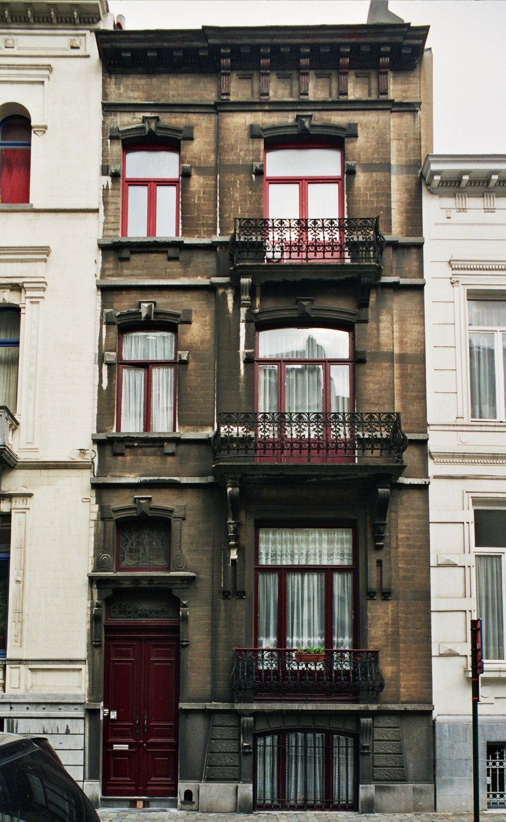 Rue Jenneval 8., 2007