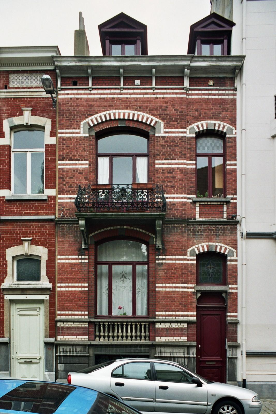 Rue Jenneval 51., 2007