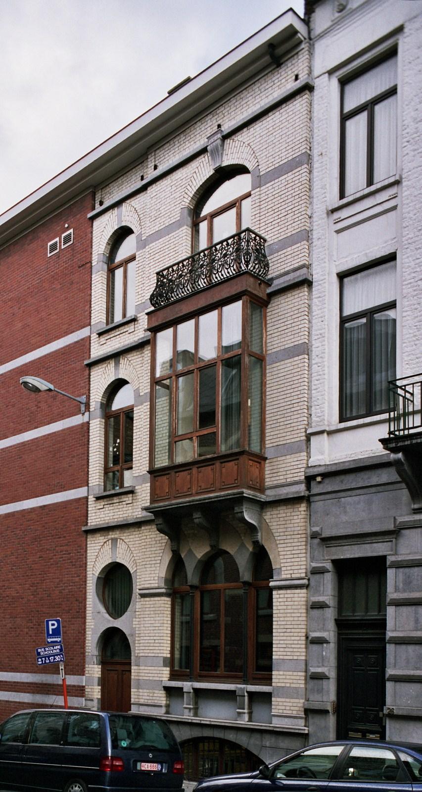Rue John Waterloo Wilson 24., 2007