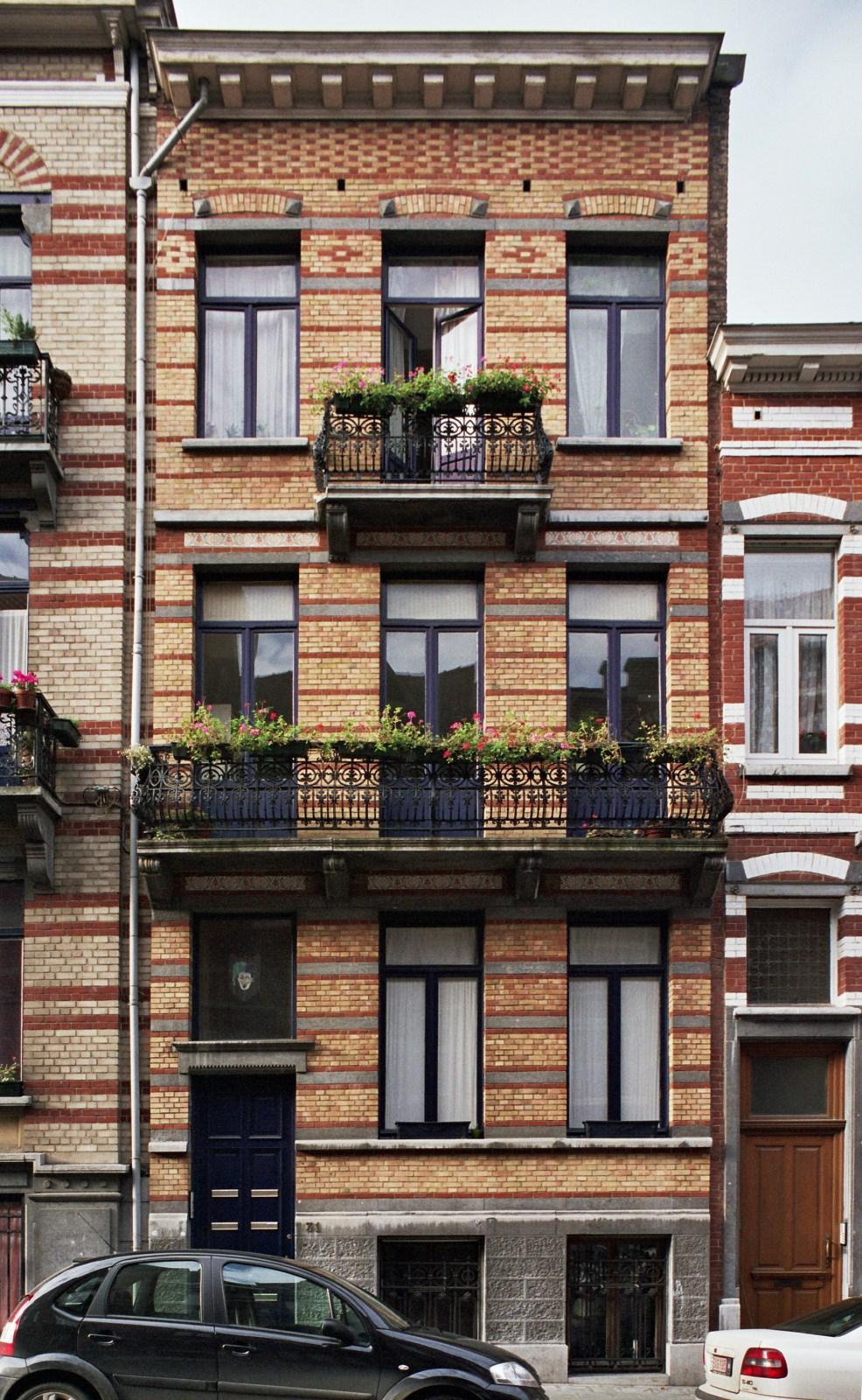 Rue John Waterloo Wilson 31., 2007
