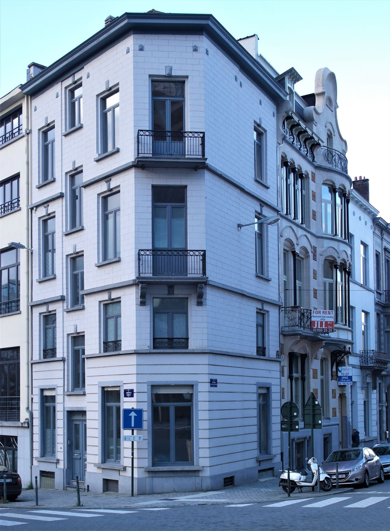 Rue Joseph II 136, 2018