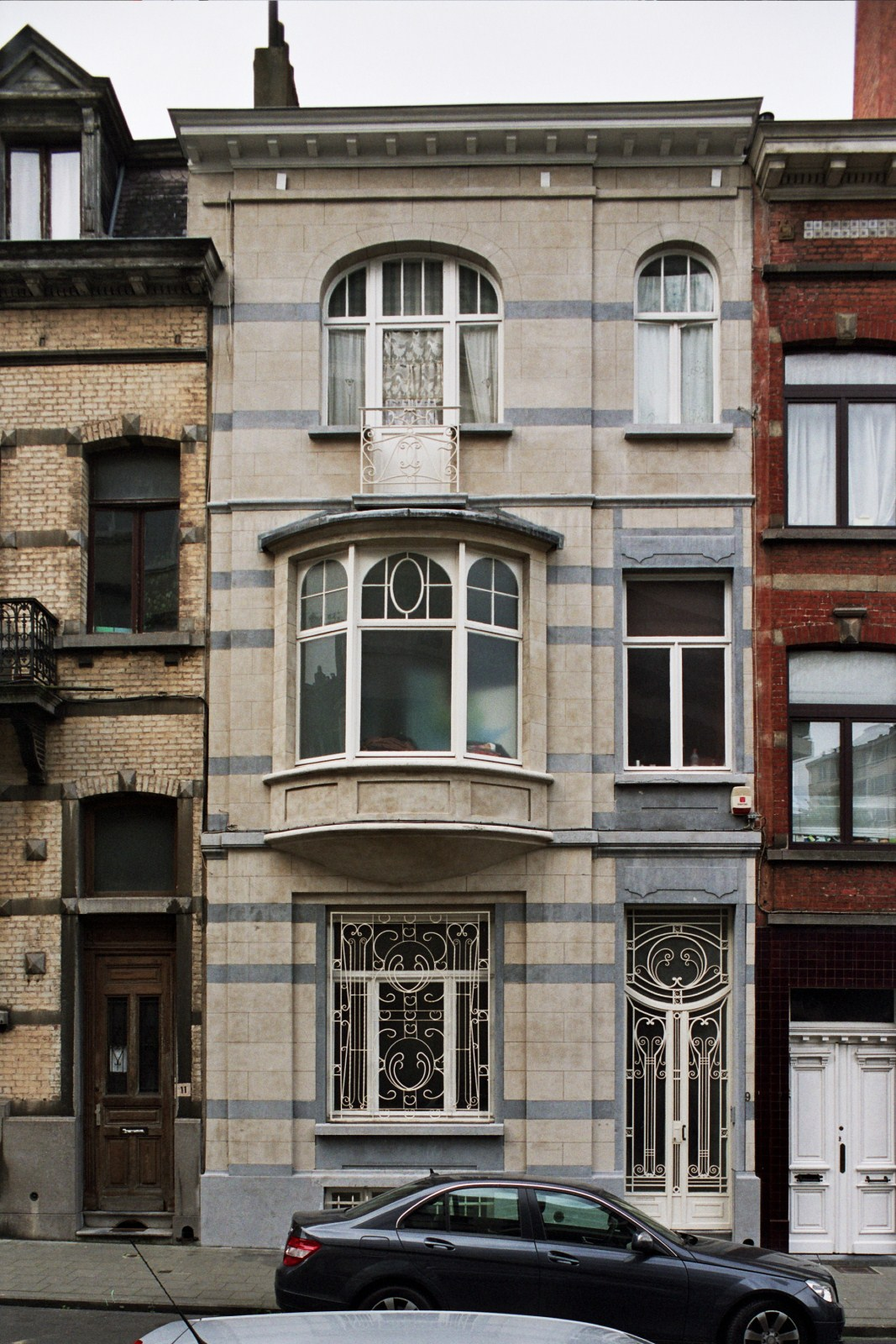 Rue Le Corrège 9., 2008