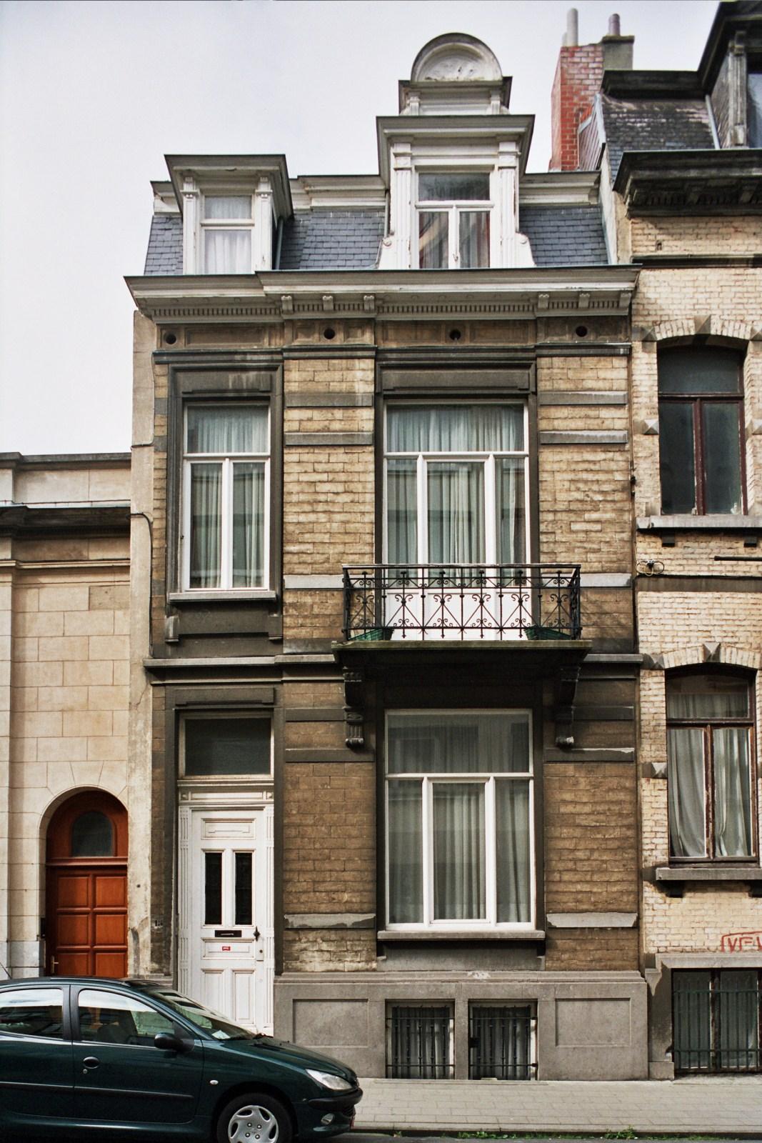 Rue Le Corrège 15., 2008
