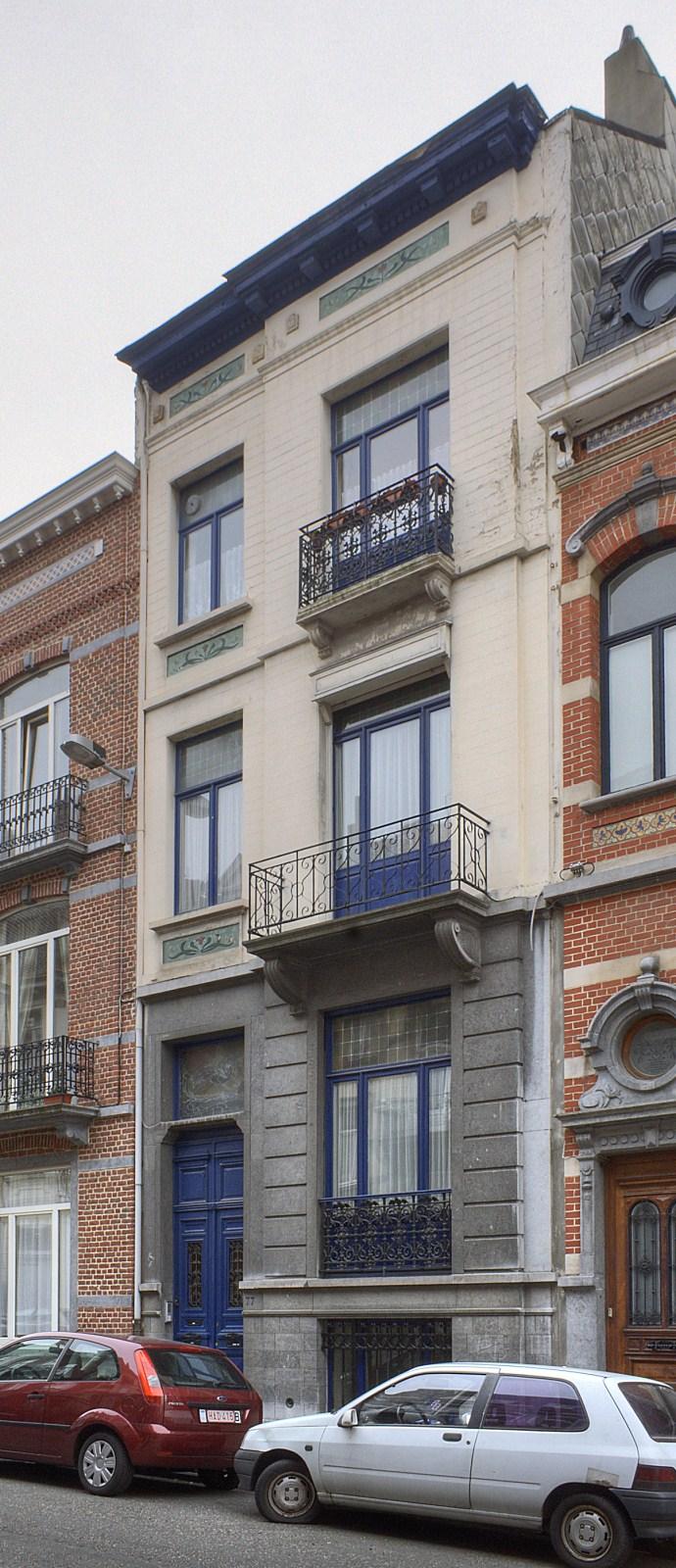 Rue Le Corrège 77.© © V. Brunetta & M. Eberlin, 2009