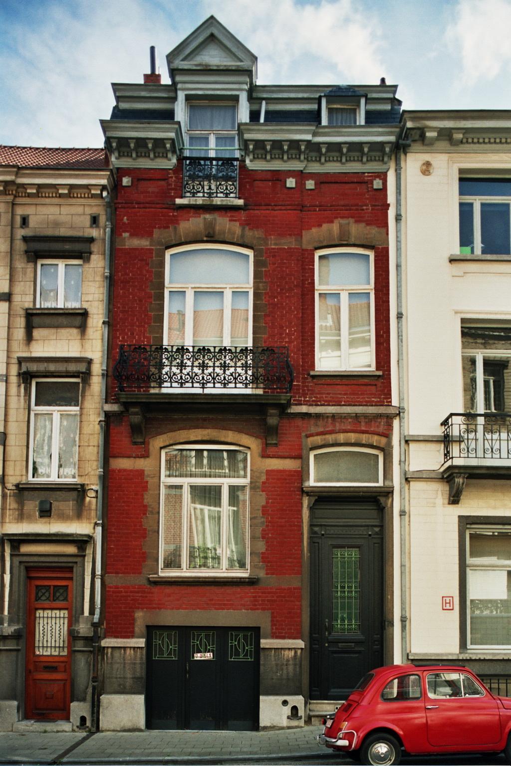 Rue Le Corrège 78.