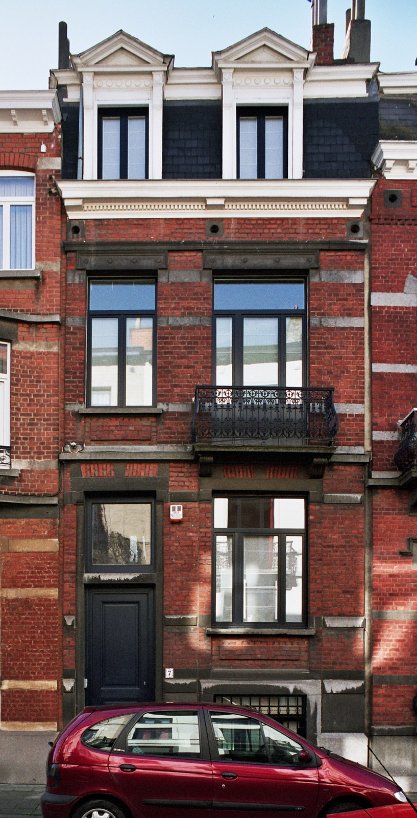 Tintorettostraat 7., 2008