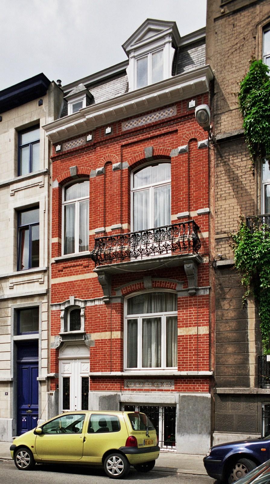 Rue Le Tintoret 12., 2008