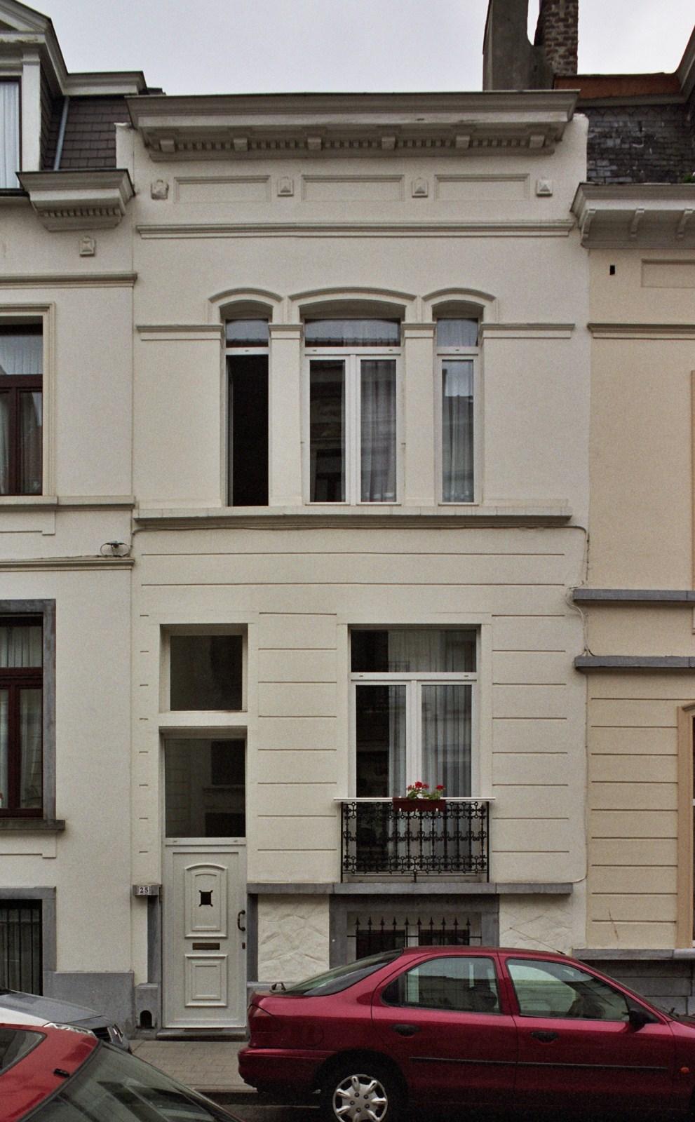 Rue Le Tintoret 25., 2008