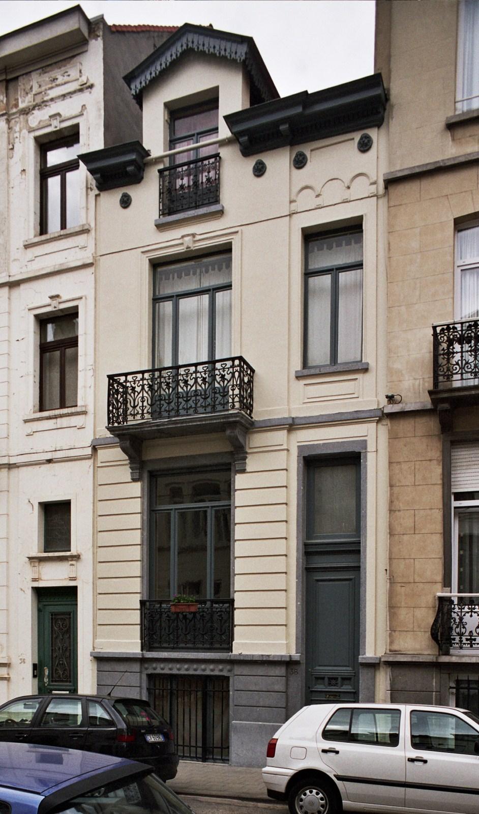 Rue Le Tintoret 38., 2008