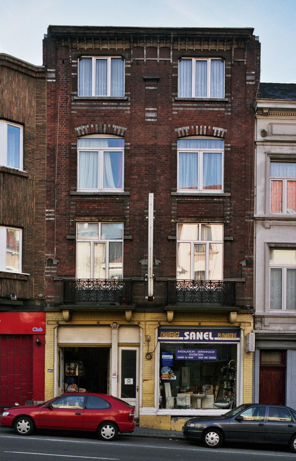 Leuvensesteenweg 282., 2007