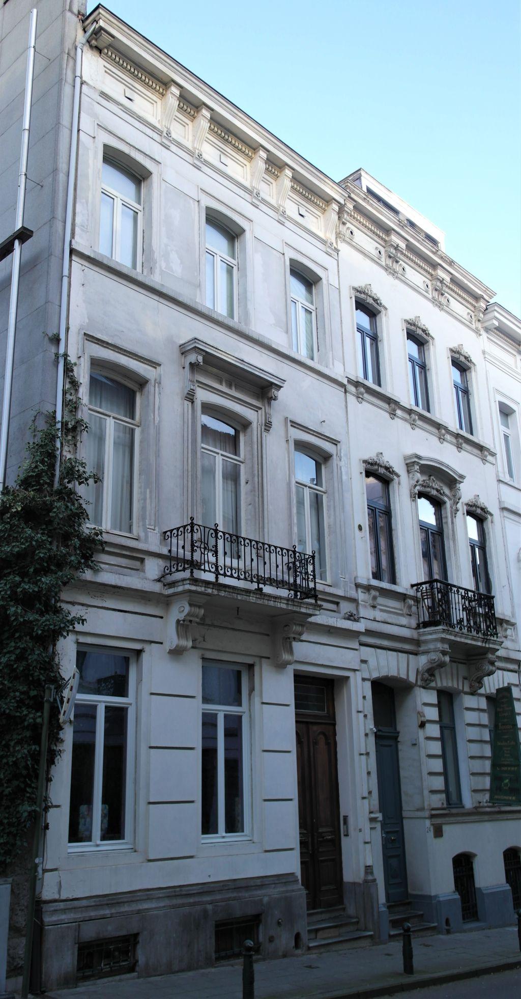 Rue Marie-Thérèse 22, 2020