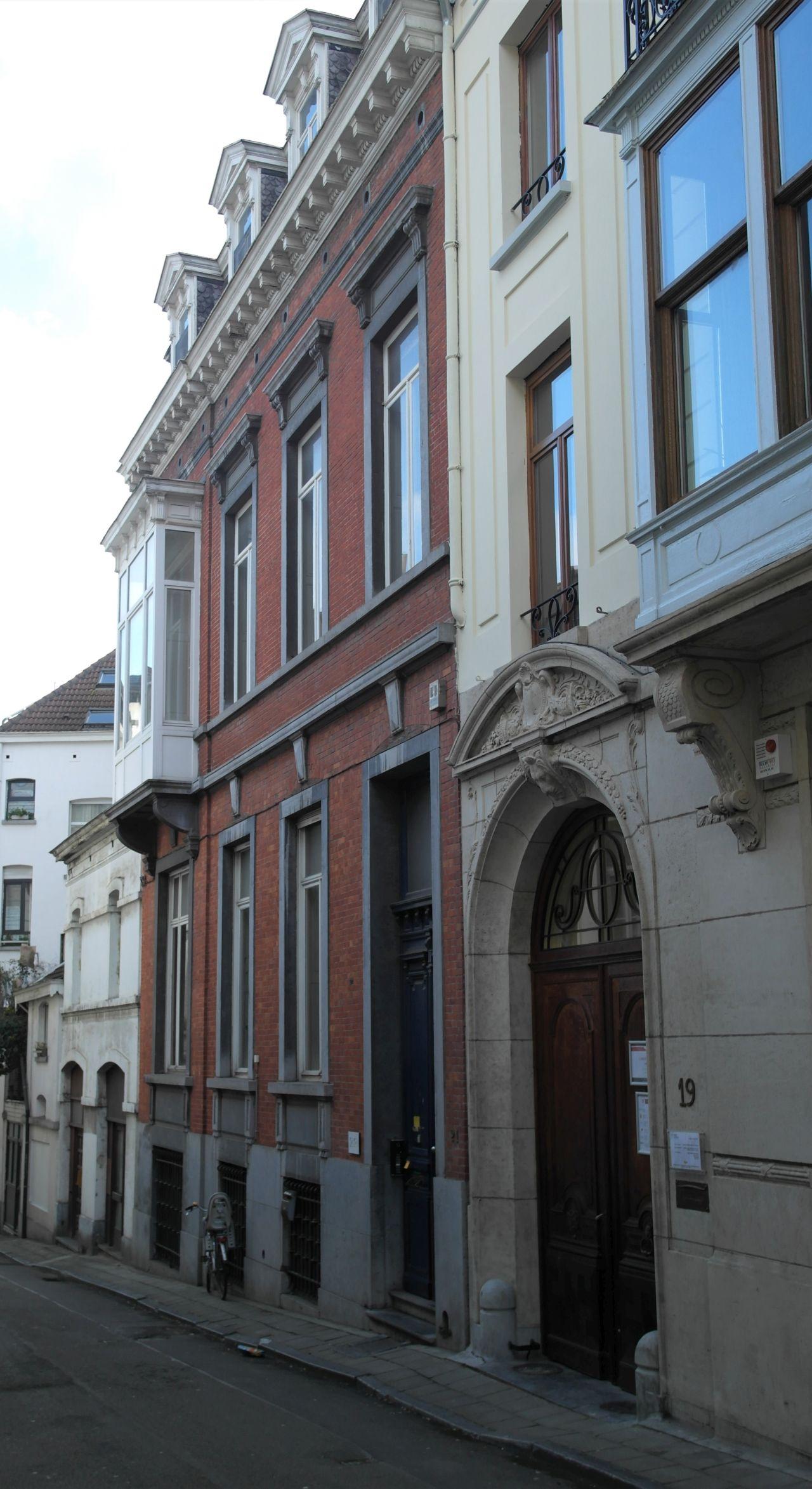 Rue du Marteau 21, 2020