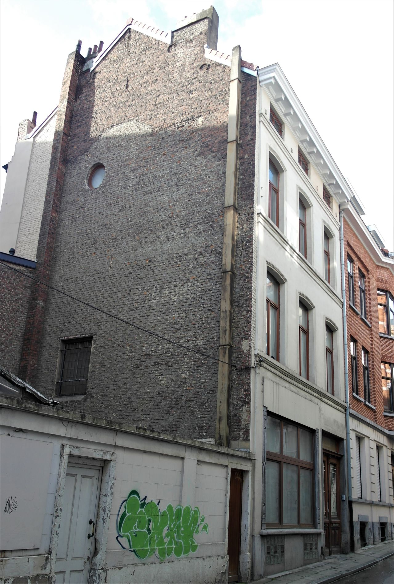 Rue du Marteau 37, 2020
