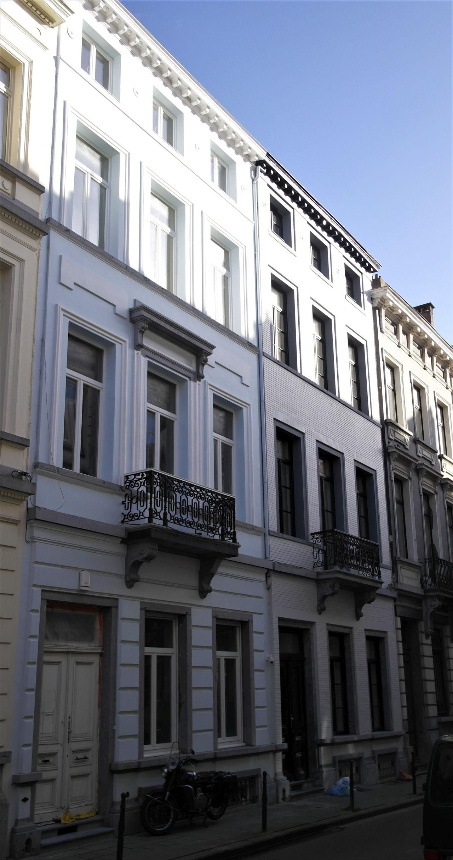 Rue du Marteau 58, 60, 2020