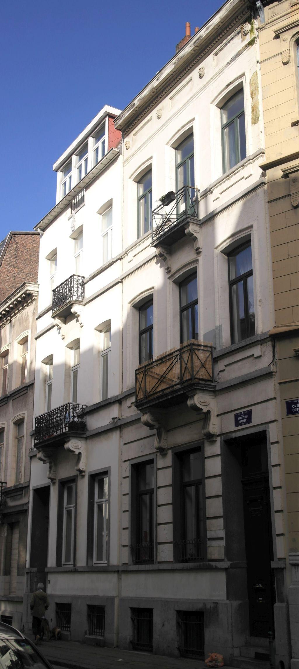 Rue du Marteau 76, 78, 2020